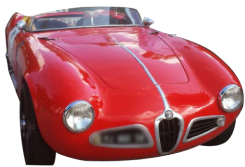 Alfa Barchetta