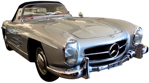 MERCEDES 300-SL ROADSTER