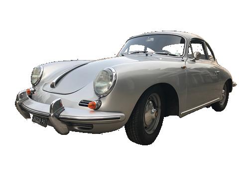 PORSCHE 356 SUPER90