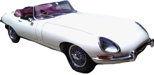 JAGUAR E-TYPE OTS  convertible
