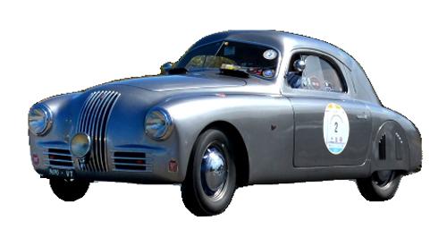 Fiat 1100 S Mille Miglia