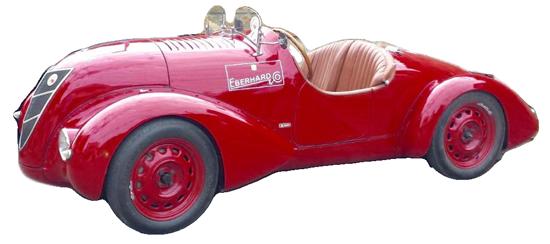 Fiat 500 Gran sport zagato