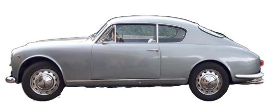 Lancia Aurelia B20 VI serie