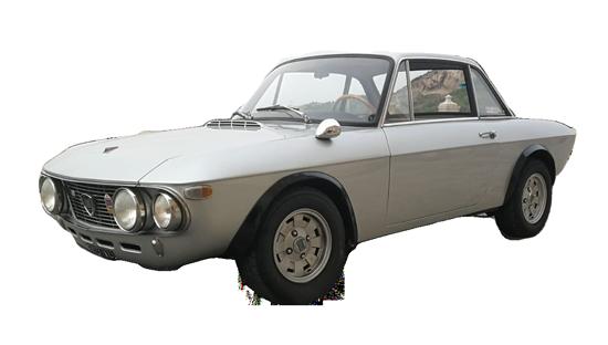 Lancia Fulvia HF Fanalone
