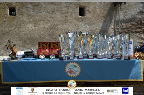 Castello di Santa Severa premiazioni