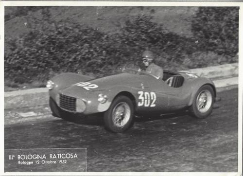Ermini 1100 Sport Internazionale, esemplare unico,1951