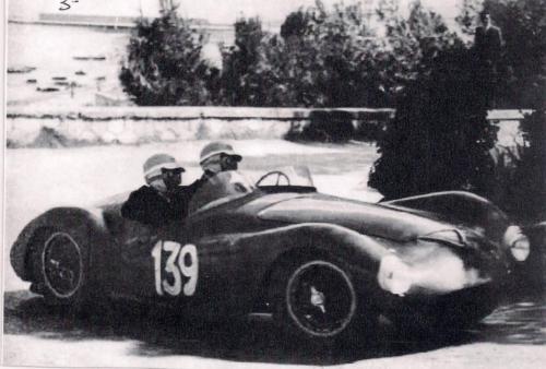 Stanguellini 1100 Sport, esemplare unico, 1953